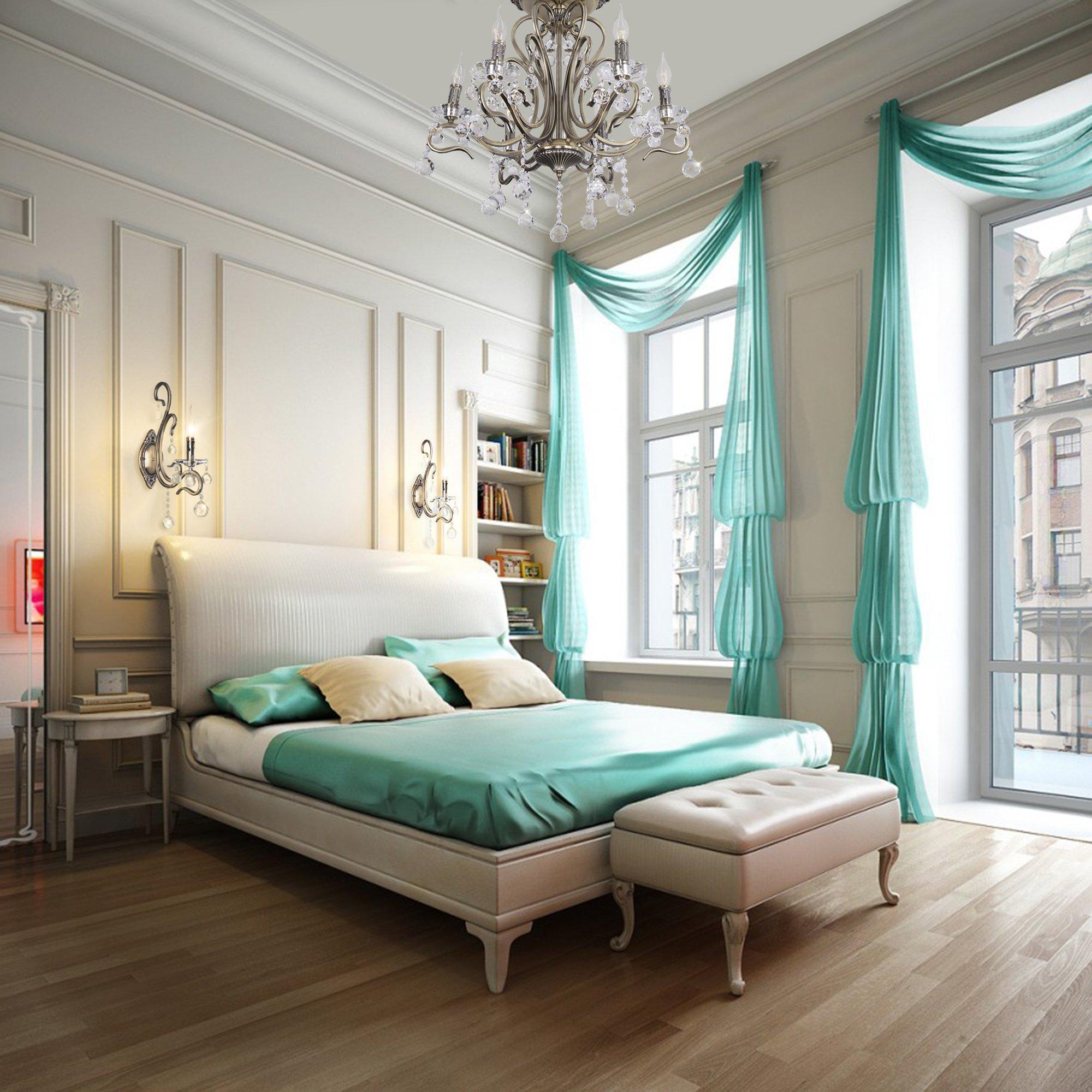 нужно варианты оформления спальни фото перегружен функционалом